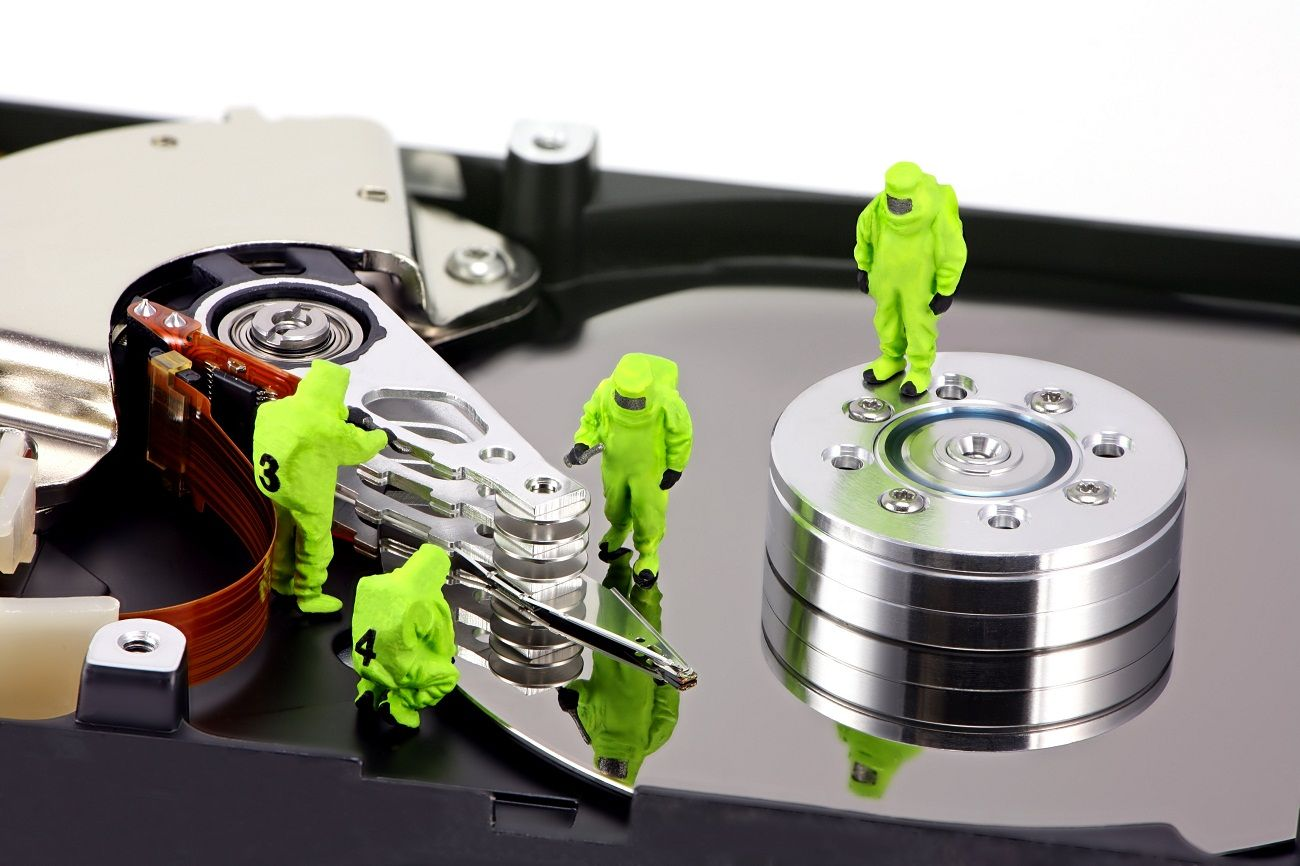 Information Recovery